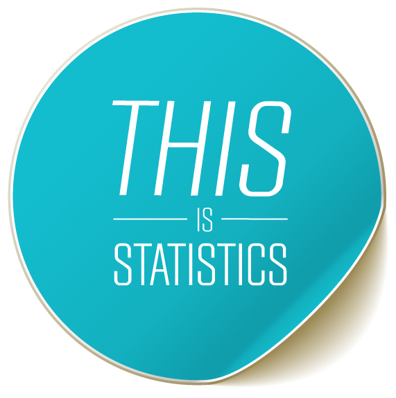 This is Statistics final logo